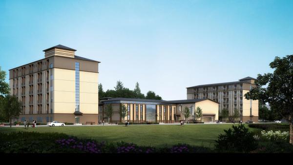 金沙县第三中学外滩校区学生宿舍及食堂建设项目