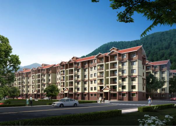 黔西县易地扶贫搬迁安置点建设项目(惠风花园、富康佳苑、龙井花园)